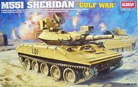 "1/35 M551 SHERIDAN""GULF WAR"" 坦克"