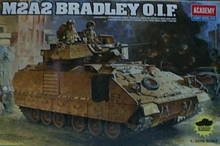 M2A2 BTADLEY O.I.F