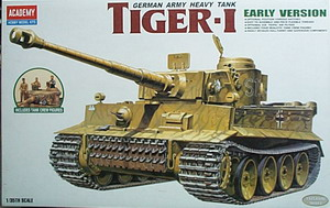 1/35 TIGER-I EARLY VERSION