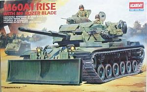 1/35 M60A1 RISE WITH M9 DOZER BLADE