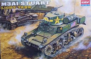 1/35 M3A1 STUART LIGHT TANK