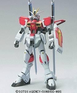 1/100 SeedⅡ#05巨劍型脈衝鋼彈