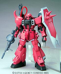 SeedⅡ#03砲擊型薩克戰士