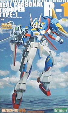 機器人大戰015 R-1
