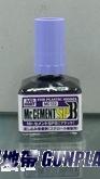 俊仕MC132 黑色膠水