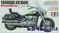 田宮14135 YAMAHA XV1600 RoadStar Custom