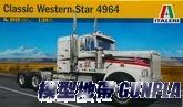 ITALERI#3915 1/24貨車頭 CLASSIC WESTERN STAR 4964