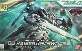 1/144 機動戰士鋼彈00-54 00 RAISER+GN劍