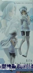 GGG系列 鋼彈創鬥者 艾拉.尤基艾寧