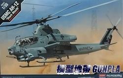 """AC12127 USMC AH-1Z""""Shark Mouth"""""""